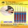 High Temperature Flowing Silicone Sealant No Corrosion Flowing Silicone Sealant