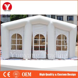 White color extra large event camping tents for sale