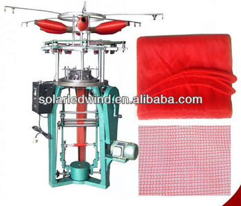 Fruits and vegetables Mesh bag knitting machine