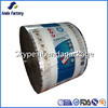 Heat seal printed plastic instant noodles stretch film