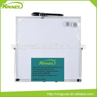 Top level mental easel custom design whiteboard with stand for kids
