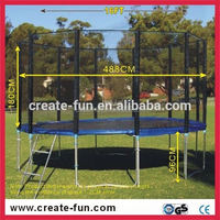 CreateFun 16ft Impulse Gym Equipment For Sales
