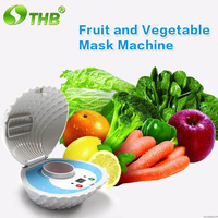 DIY Fruit And Vegetable Facial Mask