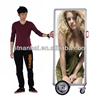 Fashion Printing Service Outdoor Advertising Light