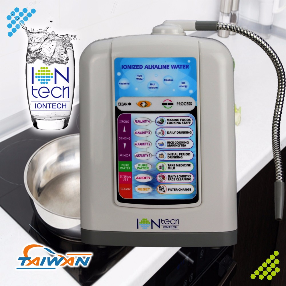 IT-330 Iontech cheap alkaline purify system Health water ionizer