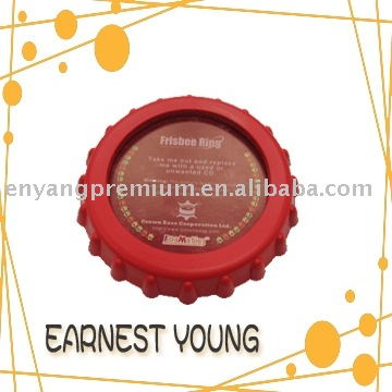 Bottle cap shape frisbee ring Promotion Gift