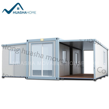 Selling prefabricated container homes construction companies