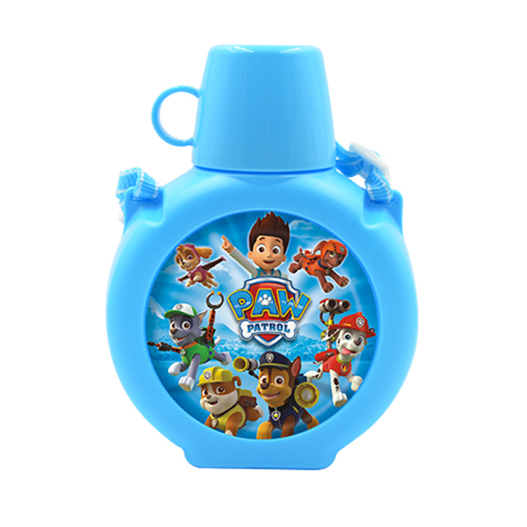 2017 new sublimation blanks kids water bottle for back to school season