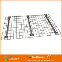Architectural industrial warehouse powder coat galvanized welded wire mesh netting