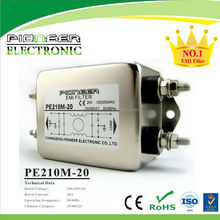 1A-100A 120/250VAC lc power electronics PE210M with LC filter