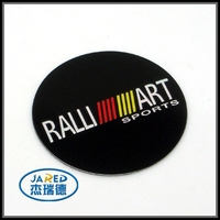 Promotional Customized Souvenir Aluminum Car Emblem Badges