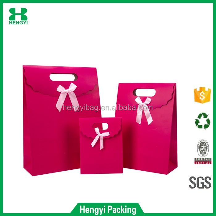 210g white card paper Custom Printed gift bag/Kraft Paper Bag/art paper bag