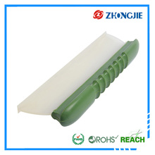 Silicone Window Squeegee, Plastic Rubber Squeegee, Window Wiper