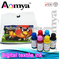 High Quality! Direct to garment printing ink with competitive price