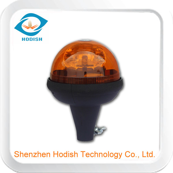 60 leds 8W dome led warning light