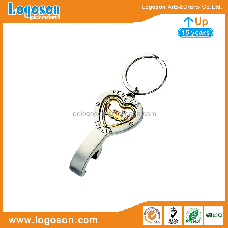 Best Italy Venice/Roma/Pisa Collectible Souvenirs Creat Your Own Gifts Bottle Opener Keyring Beer Opener Keychain for Sale