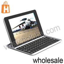 Aluminium Alloy Wireless Bluetooth Keyboard for ASUS Google Nexus 7 with Germany/ Italy/ Russian Languages