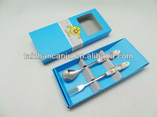 cheap crockery cutlery set with gift box