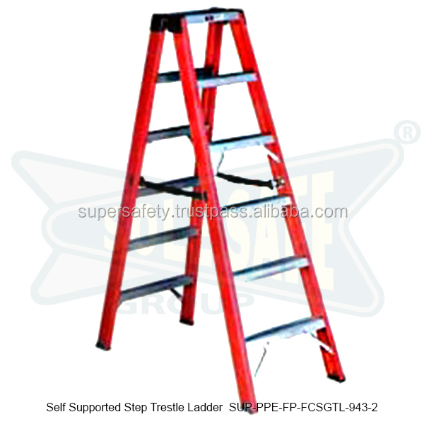 Self Supported Step Trestle Ladder ( SUP-PPE-FP-FCSGTL-943-2 )