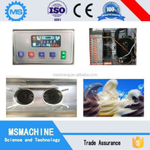 Various styles commercial new ice cream machine
