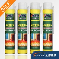 The trust why construction building material insulation spray foam barrel