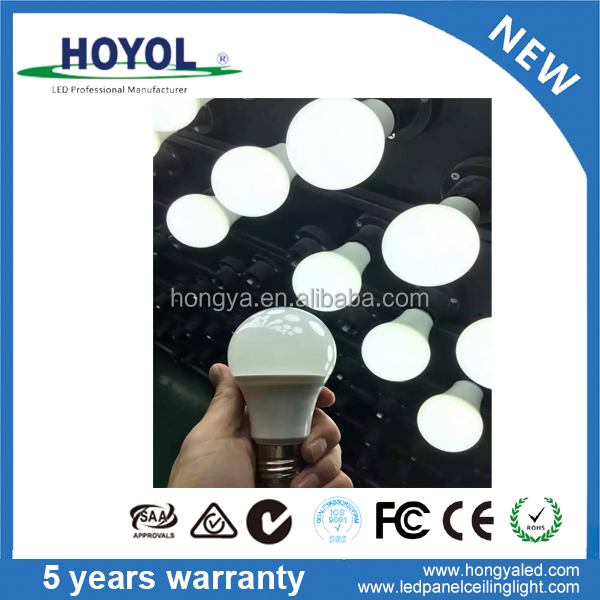 hot selling energy star approved Led lamp E26 E27 B22 base A19 led lighting bulb