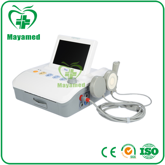 MY-C010 hospital Portable doppler Fetal Monitor CTG machine