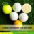 Wholesale Cheap and High Quality Blank Golf Ball