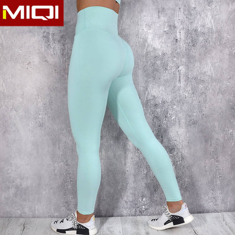 High Waist Wholesale Custom Leggings Sports Yoga Sport Pants For <strong>Woman</strong>
