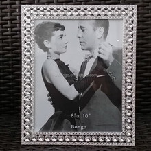 crystal element diamond picture photo frame