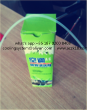 Auto airconditioner cleaner spraying type