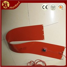 Flexible Waterproof Heating Pad Silicone Rubber Heater