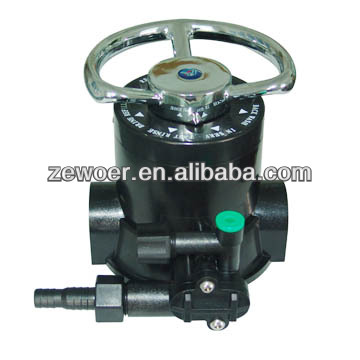 Manual Water Control Valve for Water Softner