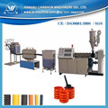PE carbon spiral reinforced tube making line/ extrusion lines