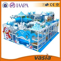 2015 Ice Snow World Indoor Soft Equipment with Christmas Decoration sale