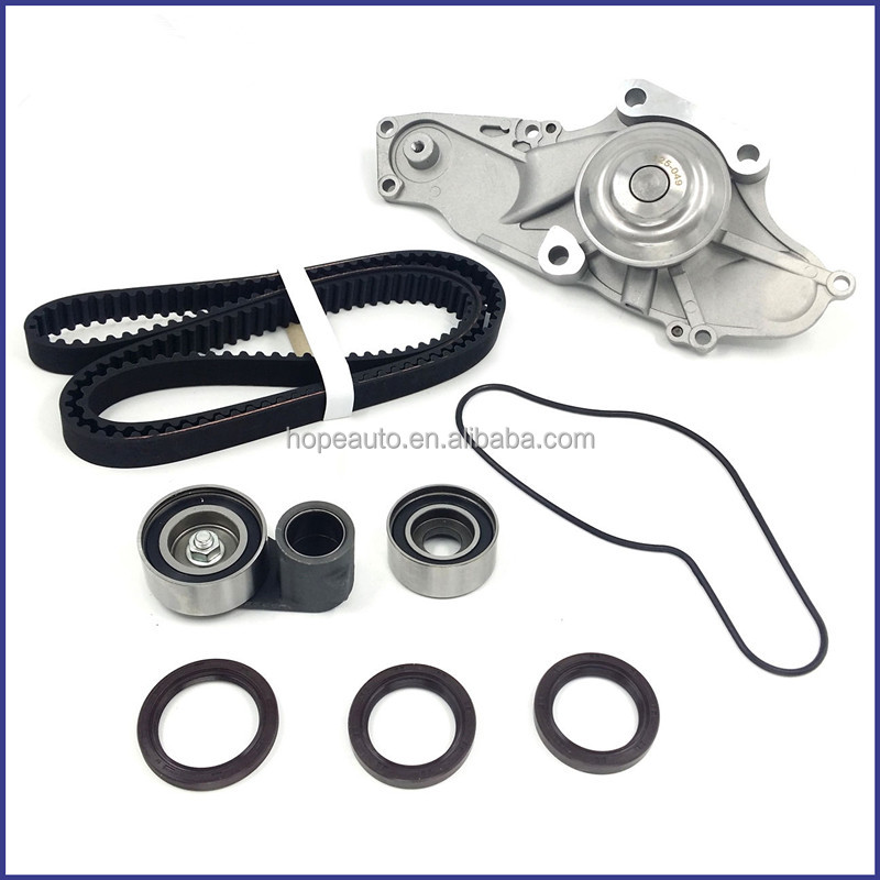 NEW TIMING BELT KIT W/ WATER PUMP FOR HONDA <strong>ACURA</strong> SATURN 3.0 3.2 3.5 3.7L 14550-RCA-<strong>A01</strong>