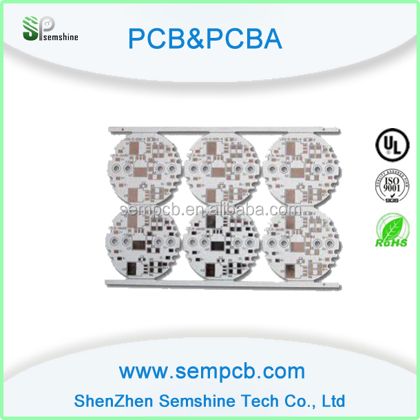 PCB electronic board and simple circuit led manufacturing