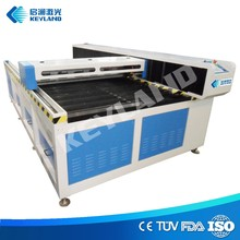 China Embroidery Fabric Label Patch Applique Laser Cutting Machine