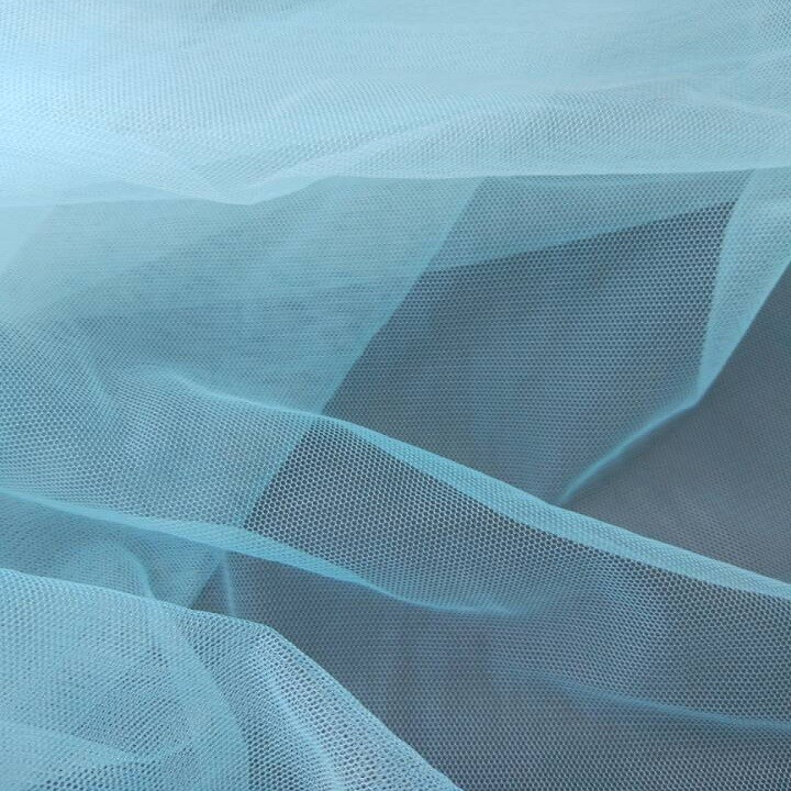 transparent polyester mesh fabric 100% polyester fabric