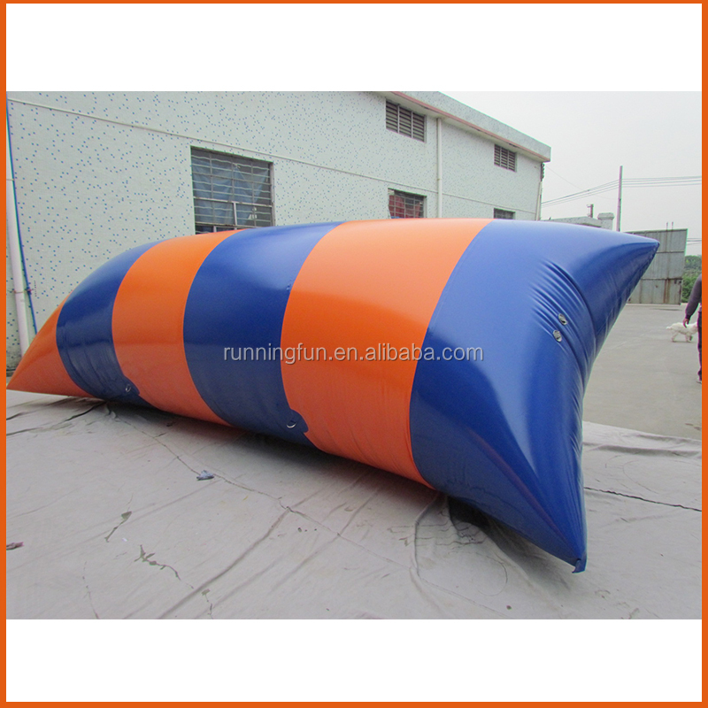 Hot!! Promotion inflatable water blobs for sale,giant inflatable plastic pillow