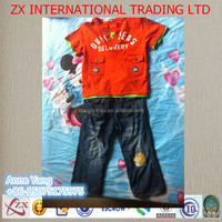 cheap used clothes baby children child summer wear spring autumn wear old worn clothes wholesale used baby clothes