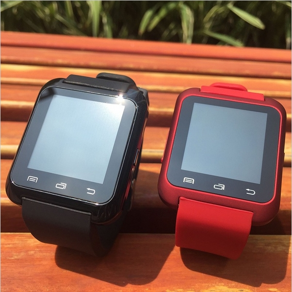 Cheapest hotsell waterproof wrist android watch phone