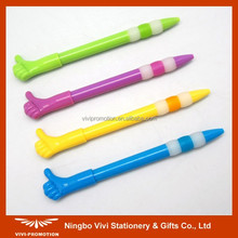 Plastic Novelty Pen in Fist Shape (VDP519)
