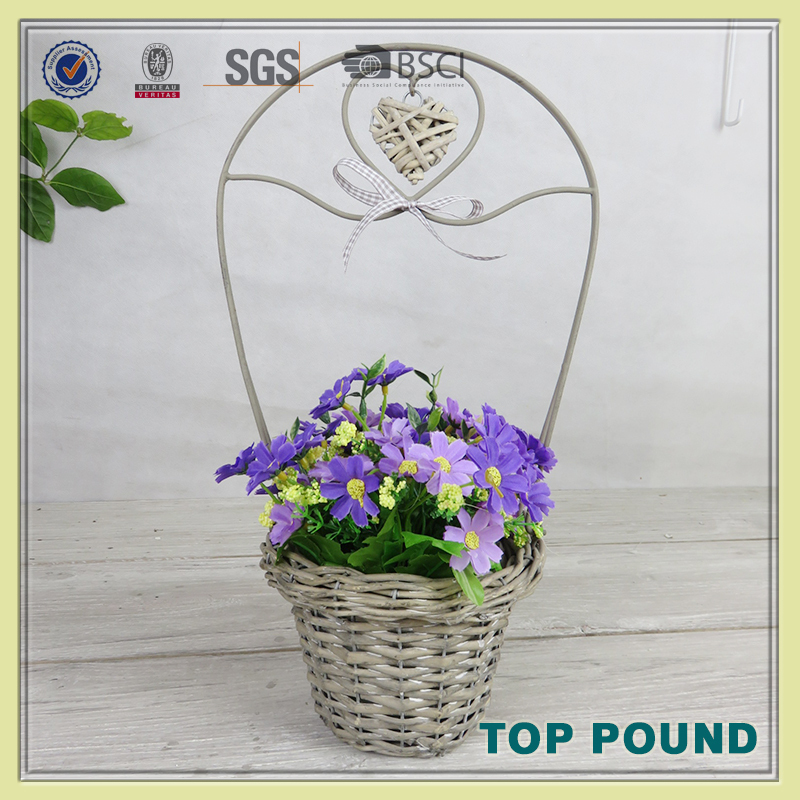 Made in China wire hanging baskets