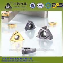 Popular 11/16 cnc insert types, carbide threaded inserts for threading turning tool holder
