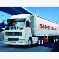 Sinotruk trailer head&Steyr King 6*4 road Tractor Truck