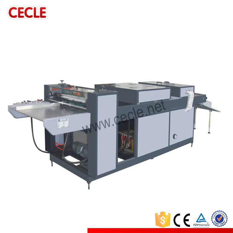 SGUV-1200C UV wax coating machine