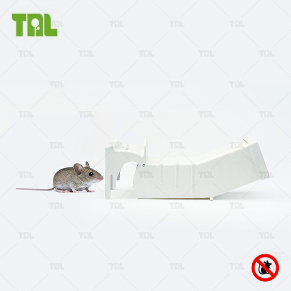 Humane Mouse Trap Live Catch Mice Repellent Cage TLPLT0101