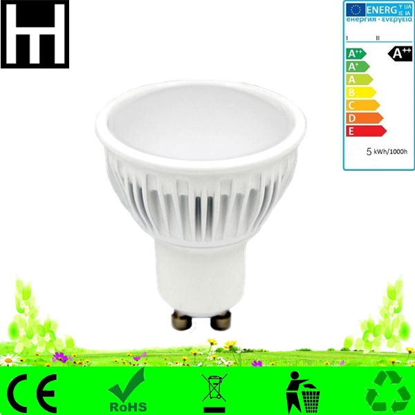 shenzhen factory Wholesale 120dgree 7W smd dimmable led gu10 50w halogen replacement