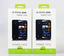3200mAh Portable Power Bank External Backup Battery Charger Case for HTC One M7